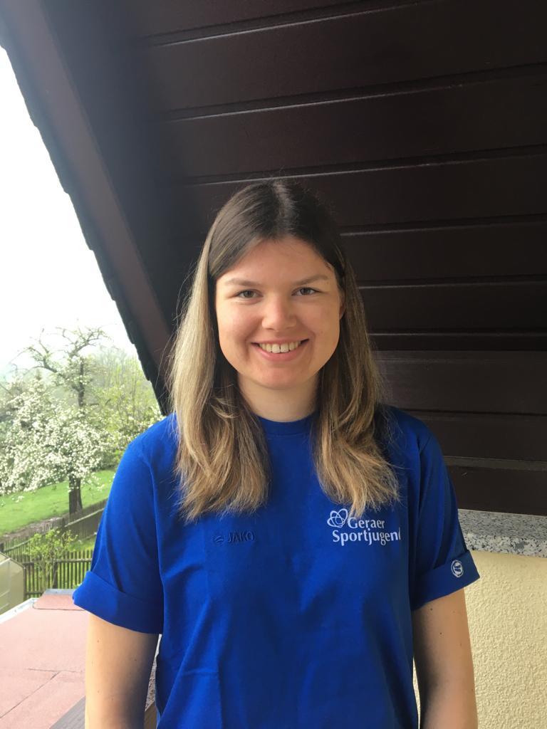 Vanessa Leske vom SSV Gera 1990 übernimmt Vorsitz in der Geraer Sportjugend